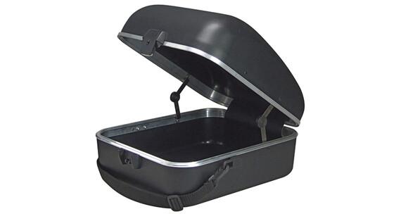 KlickFix City Box Koszyk rowerowy 22 litr czarny